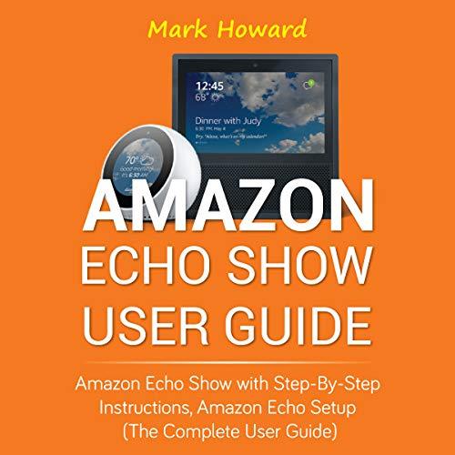 Amazon Echo Show User Guide Titelbild