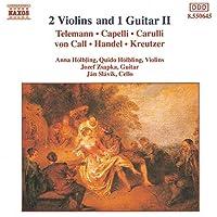 2 Violins & 1 Guitar II