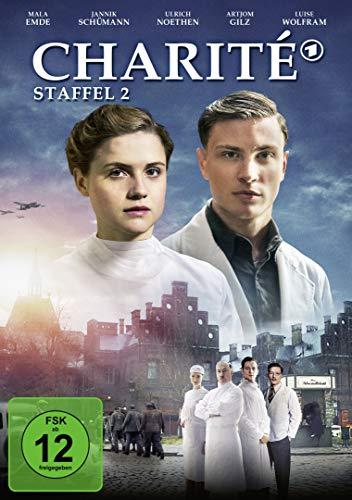 Charité II [2 DVDs]