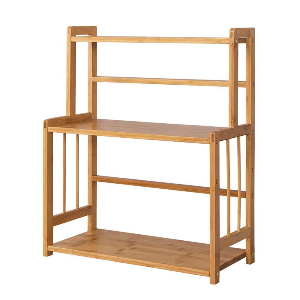 Especiero 2 Nivel titular estante de especia tarro estante con patas Mueble de cocina de almacenamiento