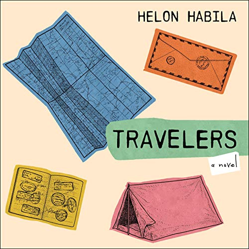Travelers cover art