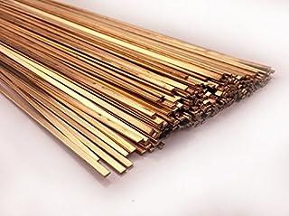Varillas de soldadura de fósforo de cobre para la soldadura de gas del refrigerador del aire