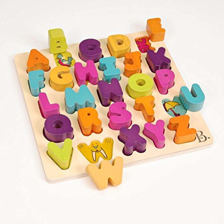 Alpha B. tical Puzzle Planks