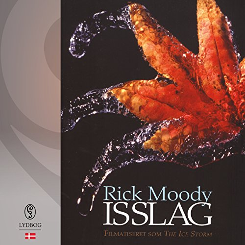 Isslag (Danish Edition) audiobook cover art