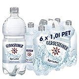 Gerolsteiner Sprudel / Natürliches Mineralwasser mit viel Kohlensäure und wertvollem Calcium und...