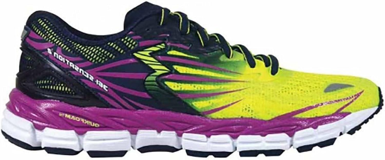361° 361° 361° Damen   Frauen Laufschuh   Running Schuh   Stabilitätsschuh   Turnschuh Sensation 2, Gr. 38 (US 7 CM 24), spark crush, Y751-9096  42144f