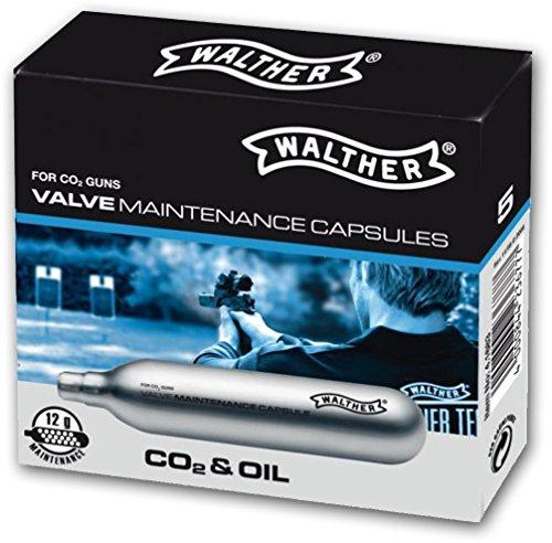 Walther Ventilwartungskapseln, 5er Pack