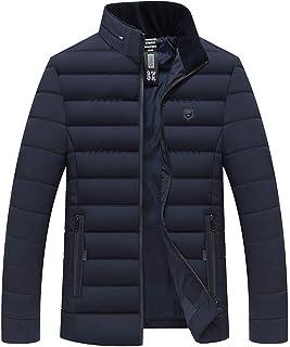 (アイラブコス) iLoveCos フェザー 防寒保温 キルティング ダウンショートスタンドカラージャケット