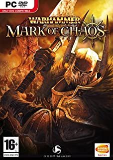 Warhammer Mark Of Chaos Game PC