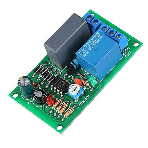 Tablero De Relés, No Es Fácil De Producir Fugas Módulo De Interruptor De Retardo De Arco Eléctrico NE555 Circuito Monoestable para Aparatos Eléctricos para Interruptor