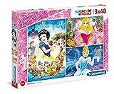 Clementoni Disney Princess, Multicolor (25211)