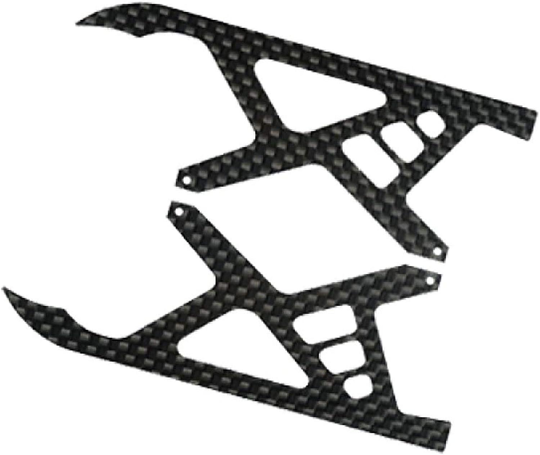 Microheli Carbon Fiber Landing skids (for v12d2s006 v12d2s006
