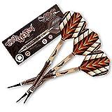 Punta suave dardos por Shot Darts- Tribal arma suave punta Dart- frontal con peso 19Gm- 90% tungsteno Barrel