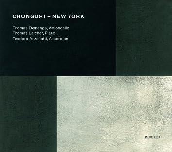 Bach, Chopin, Fauré: Chonguri