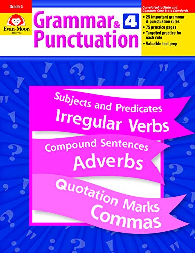 Compare Textbook Prices for Grammar and Punctuation, Grade 4 Teacher ed. Edition ISBN 0023472027146 by Evan Moor,Evan-Moor