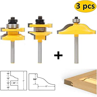 Best 1 4 ogee router bit Reviews
