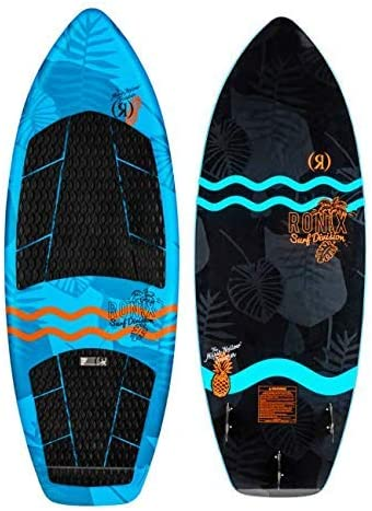 Ronix Marsh Mellow Thrasher Wakesurf Board - Indefinitely Max 49% OFF Tropical Blue