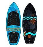 Ronix Marsh Mellow Thrasher Wakesurf Board - Tropical Blue - 5'2'
