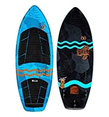 Ronix Marsh Mellow Thrasher Wakesurf Board - Tropical Blue - 5'2""