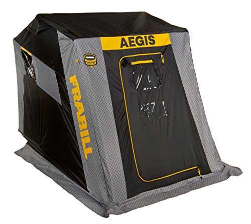 Frabill Aegis 2250 Insulated Flip-Over Front Door W/Boat Seats