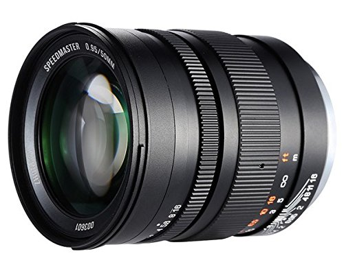 GOWE 50mm F0.95 135 Full Frame Camera Lens voor Sony A7 A7r A7s A6000 A5000 NEX Series Camera's