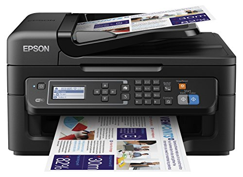 Epson WorkForce WF-2630WF Tinten...