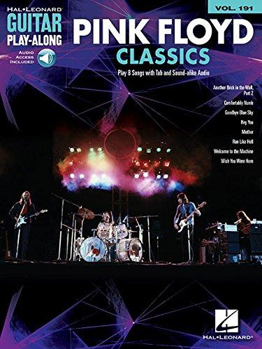 Pink Floyd Classics: Guitar Play-Along Volume 191