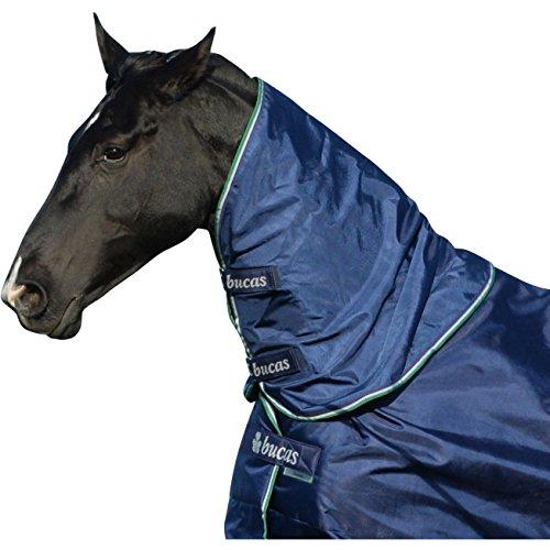 Bucas Smartex Combi Neck, Halsteil, Blau, Grösse XL (Rückenlänge 155 cm)