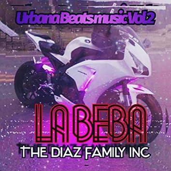 Urbana Beats Music, Vol. 2
