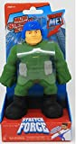 Stretch Force NEW 5.5' Military Army Man Stretchy Toy - Amazing Stretching Action!