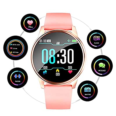 Beaulyn Smart Watch for Android Phones, Fitness...