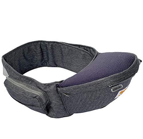 Baby Carrier Hüftsitz Tragehilfe - entlastet Ihre Schultern, Rücken und Hände - Komfortable und zuverlässige Hüfttrage für Kleinkind bis 20 kg