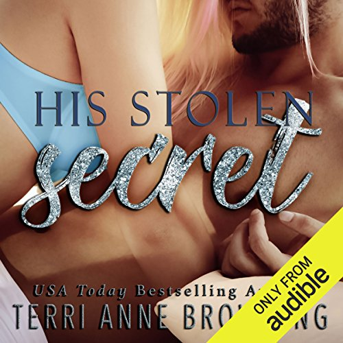 His Stolen Secret audiobook cover art