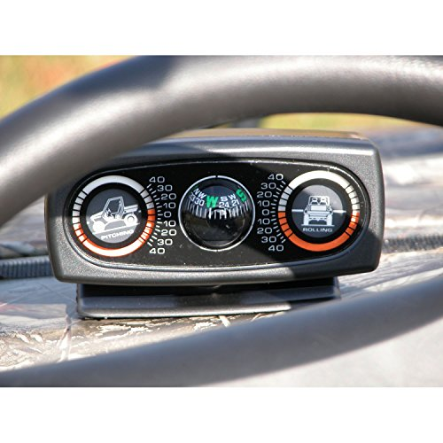 Rugged Ridge 63309.01 ATV/UTV Clinometer with Compass