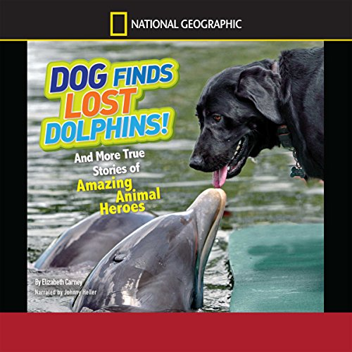 Dog Finds Lost Dolphins  By  cover art