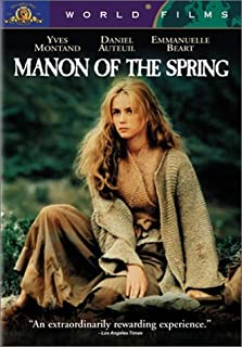Manon of the Spring by Yves Montand