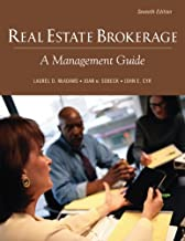 Real Estate Brokerage (Real Estate Brokerage: A Management Guide)