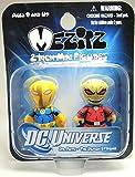 Mezco Toyz DC Universe Mini Mezitz Dr. Fate/Etrigan The Demon (Pack of 2)
