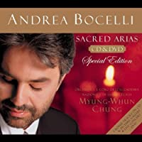 Sacred Arias [Special Edition with Bonus DVD] (2003-10-14)