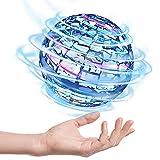 FLYNOVA PRO Flugball Mini Drohne, Drohne Für Kinder Kinder Spielzeug LED Leuchten Fliegendes Spielzeug Geschenke für Jungen Mädchen Indoor Outdoor Flugzeuge für Kinder Anfänge, 2021 Verbesserte