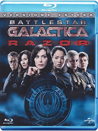 Battlestar Galactica - Razor [Italia] [Blu-ray]