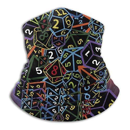 NR Moto S - Bandana para hombre, diseño de flores de Navidad, copos de nieve, torbillones moradas, polainas, sombreros, rostro, ligera, humedad, para pasamontañas Color15 Talla única