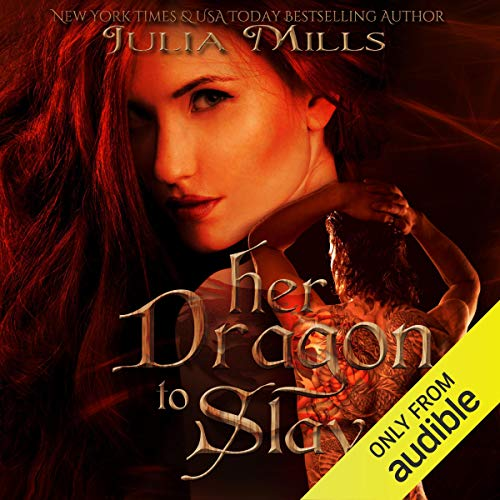 Her Dragon to Slay audiobook cover art