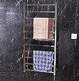 MOSHUO Toallero eléctrico Inteligente montado en la Pared, toallero...