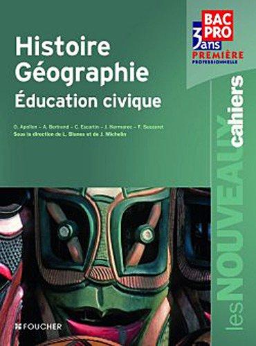 Histoire-Géographie - Education civique