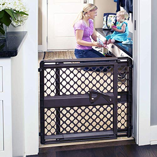 Ergo Pressure Mounted Gate