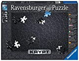 "Ravensburger Krypt Black 15260 736 Piece Puzzle for Adults, Every Piece is Unique, Softclick Technology Means Pieces Fit Together Perfectly,27"" x 20"""
