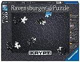 Ravensburger Puzzle, Puzzle Krypt 736 Pezzi, Puzzle per Adulti, Puzzle Nero...