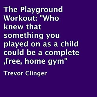 The Playground Workout audiobook cover art
