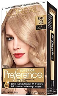 Pref Haircol Rose Gold Bl Size 1ct Pref Haircolor Rose Gold Blonde